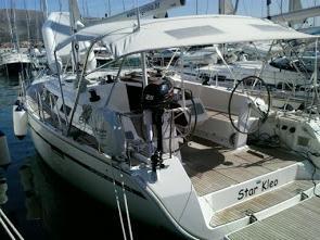 Rent a beautiful boat in Trogir, Split, Croatia - a family yacht charter.
