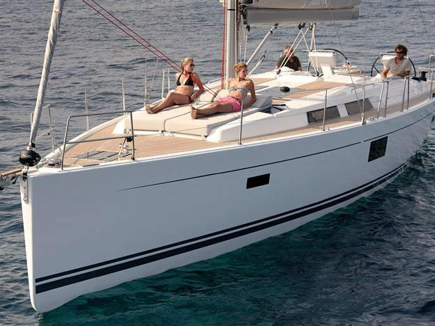 Yacht charter in Split, Croatia - rent a sailboat for up to 8 guests.