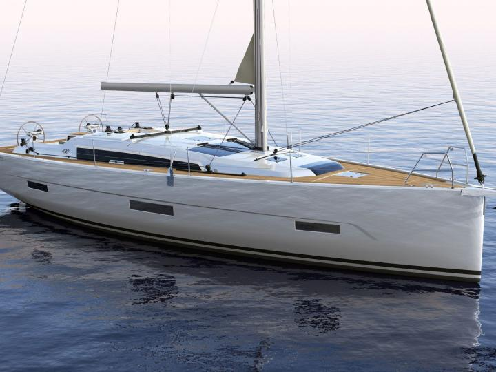 Yacht charter in Newport, United States - a 8 guests Sailboat for rent.
