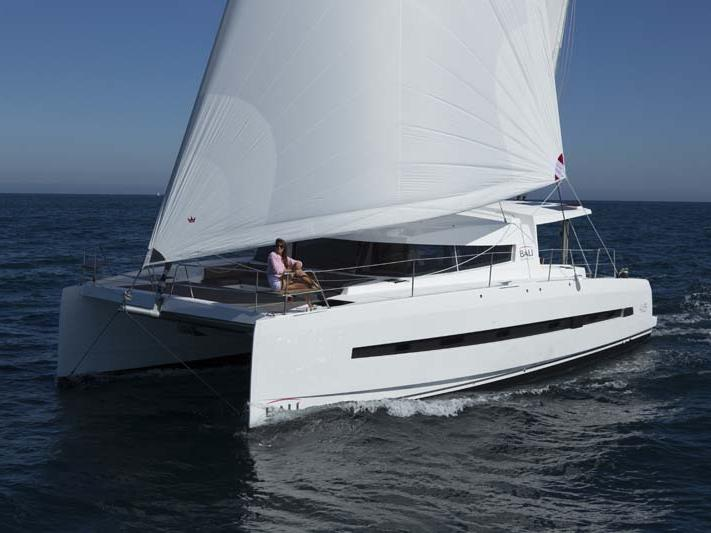 Sail on a beautiful catamaran in Grenada, Caribbean Netherlands - the ultimate vacation trip on a yacht charter.