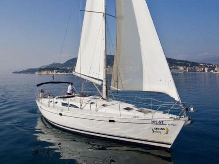 A great boat for rent - discover all Split, Croatia can offer aboard a sail boat.