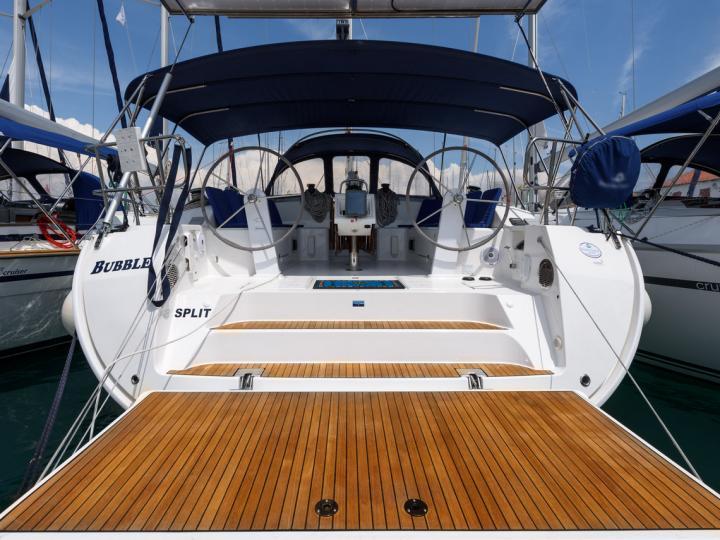 Rent a boat in Trogir, Croatia - an amazing Adriatic yacht charter.