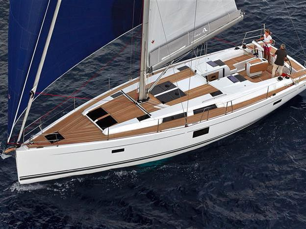 Yacht charter in Split, Croatia - an 8 guest sailboat for rent.