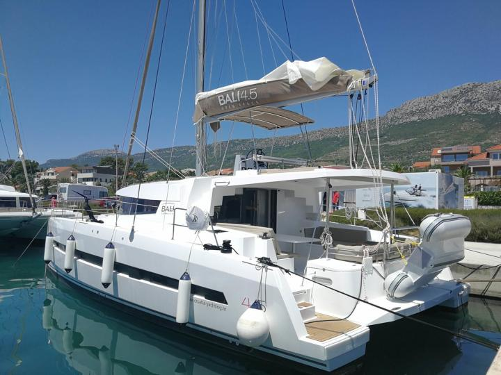 Rent a catamaran in Split, Croatia and discover yacht charter vacations.