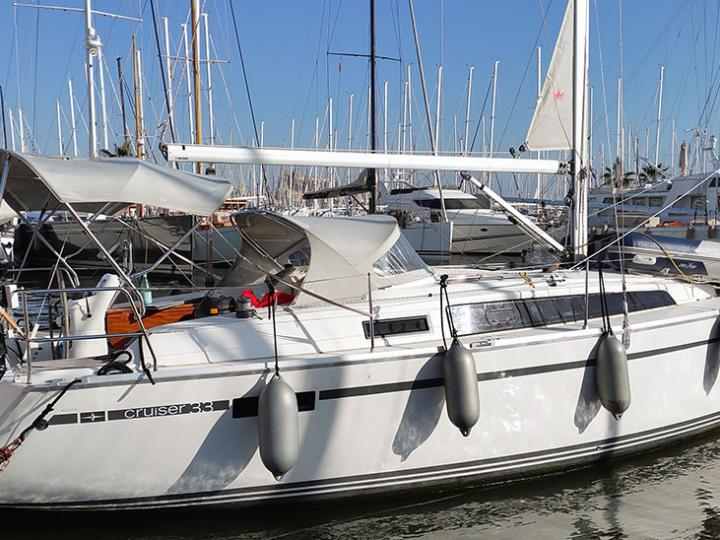 Private boat for rent in Llucmajor, Spain for up to 4 guests.