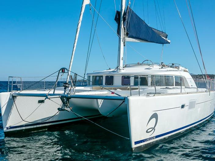 Rent a catamaran in Portisco, Italy, and enjoy a boat trip like never before.