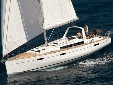 Beautiful sailboat AYTHER for rent in Salerno, Italy.