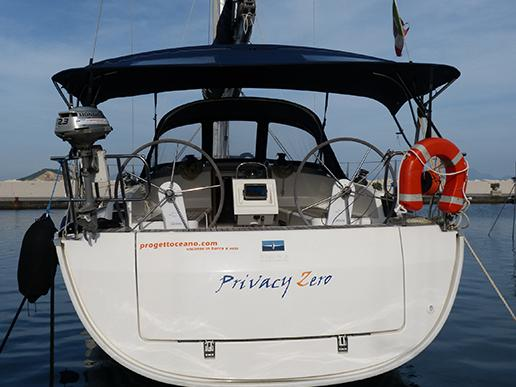 Sail on a rental boat in Procida, Italy - the ultimate vacation trip on a yacht charter for 6 guests.