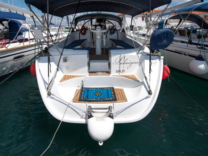 DIscover a yacht charter in Trogir, Croatia - an affordable boat for rent.
