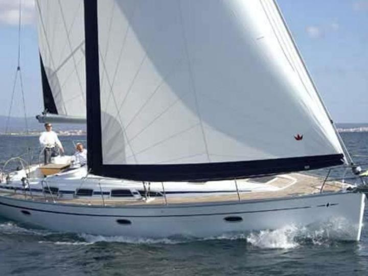 Rent a sail boat in Skiathos, Greece!