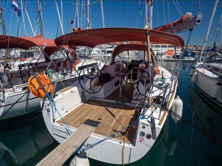 The perfect yacht charter in Split, Croatia!