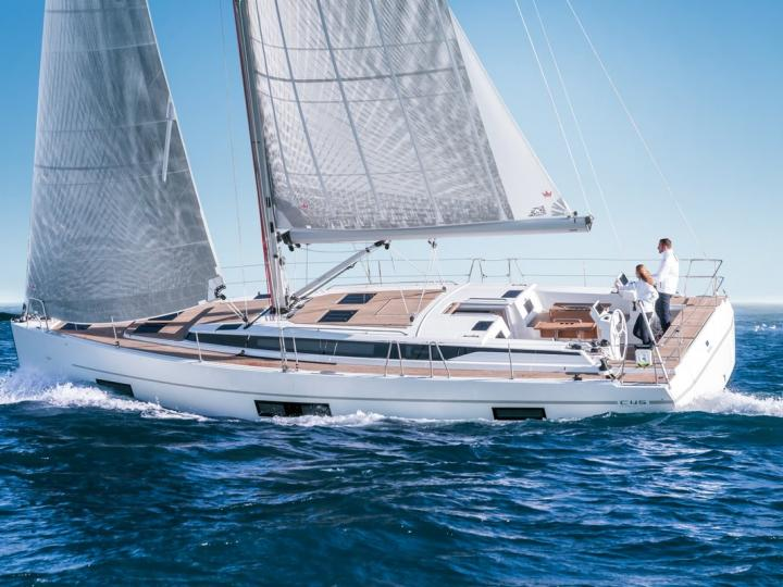 Yacht charter in Lavrio, Greece for up to 8 guests - discover sailing in the Cyclades on a boat for rent.