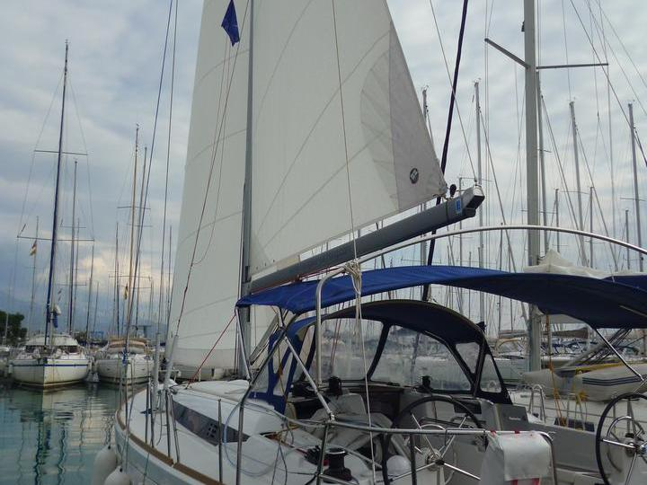 Private boat for rent in Split, Croatia for up to 8 guests.