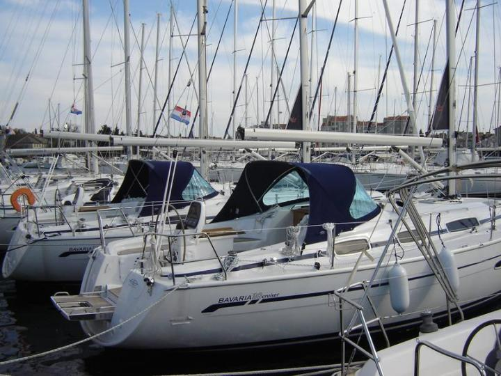Book a beautiful yacht charter in Trogir, Croatia - rent a boat for up to 6 guests.