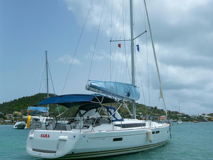 Boat rental  in Road Town, BVI, Caribean.