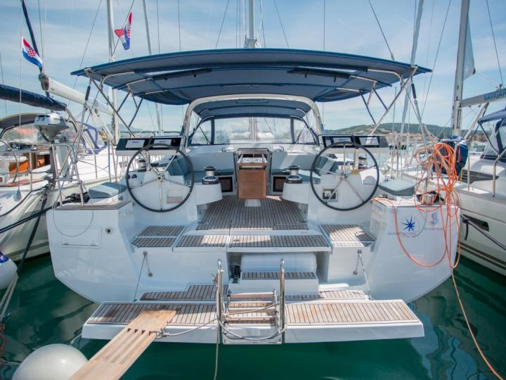 Rent a boat in Split, Croatia for up to 8 guests. Discover Dalmatia on a sailboat.