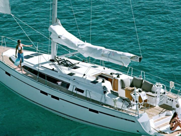 The perfect sail boat for rent in Rhodes, Greece!
