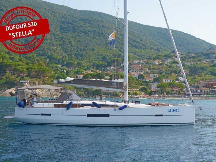 Boat rental & Yacht charter in Scarlino, Italy for up to 10 guests.