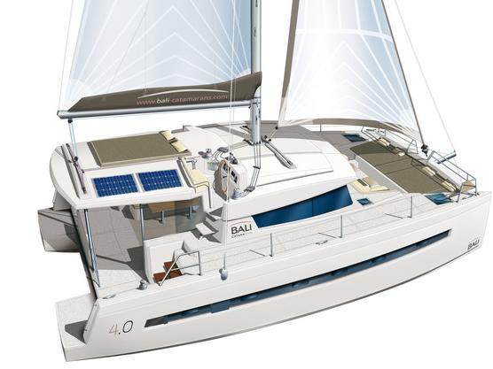 The perfect catamaran for rent in Pointe-à-Pitre, Caribbean Netherlands.