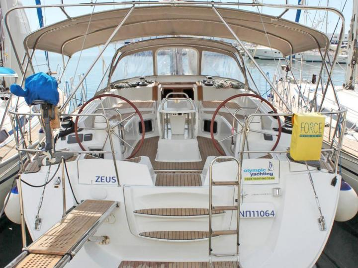 Rent a sailboat in Lavrio, Greece and enjoy a boat trip like never before.