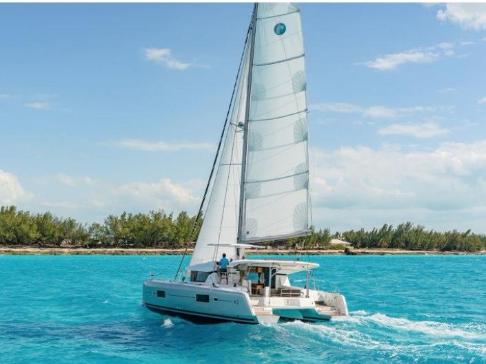 CatamaranBoat for rent in Key West, United States. Enjoy a great yacht charter for 6 guests.