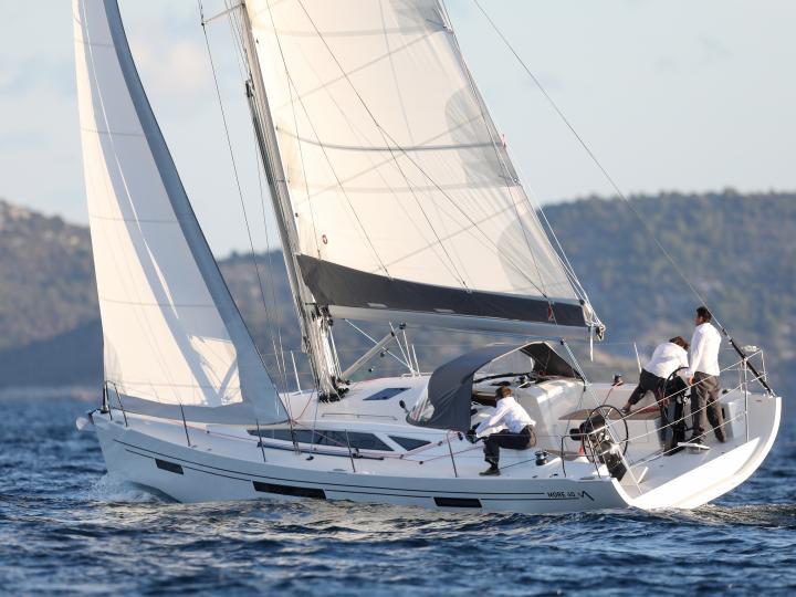 The best sailboat rental in Primošten, Croatia.