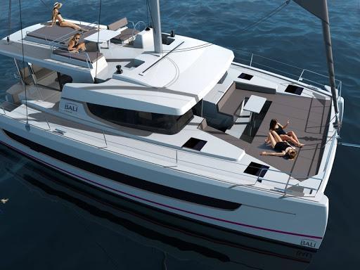 Catamaran boat for rent in Le Marin, Caribbean Netherlands