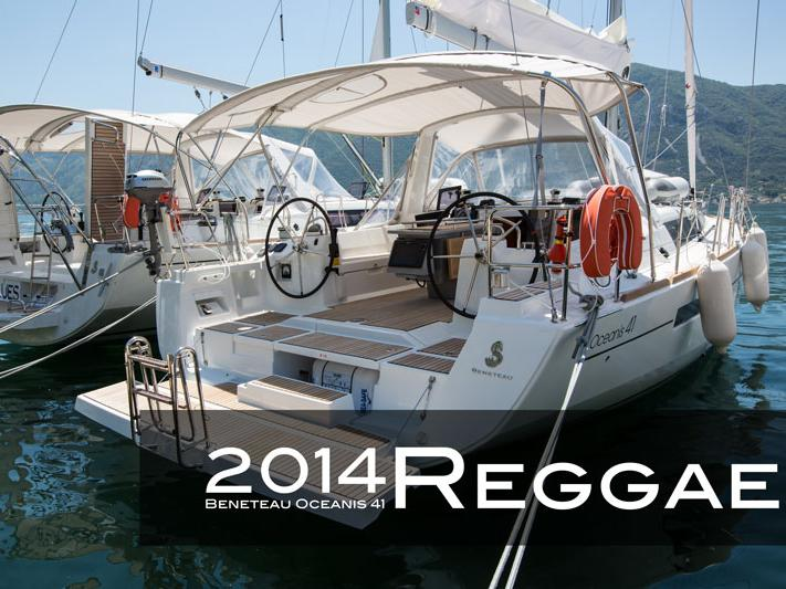 Rent a 41ft, sailboat in Tivat, Montenegro and enjoy a boat trip in the Adriatic sea.