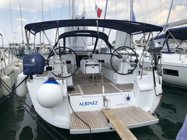 Elliniko, Athens sailboat rental - discover vacation on a yacht for up to 8 guests.