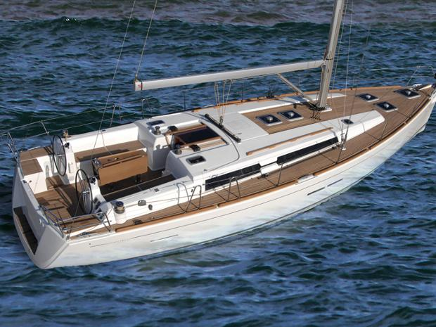 Sail boat rental in Göcek, Turkey - charter a boat for up to 6 guests.