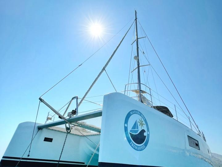 Perfect for watermen and mermaids with four spacious cabins !!
