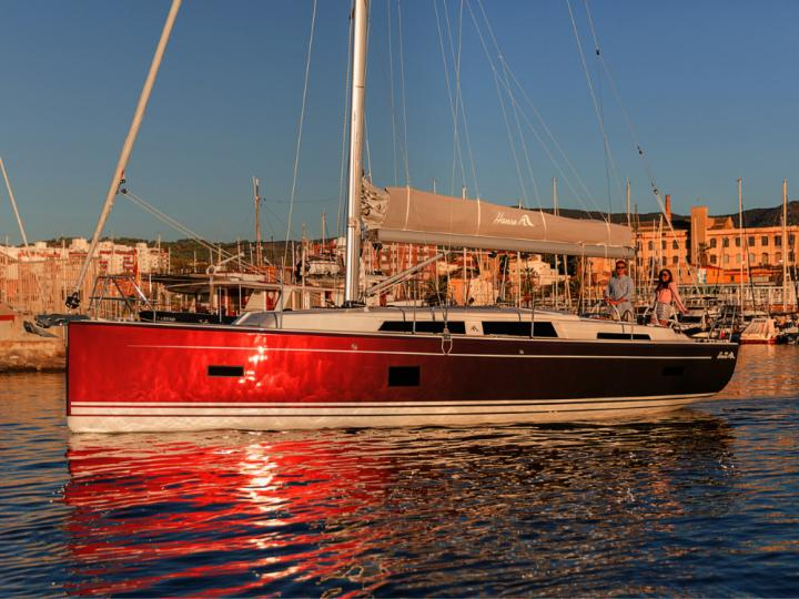 Charter a yacht in Zadar, Croatia - the Brukus rent a boat for 6 guests.