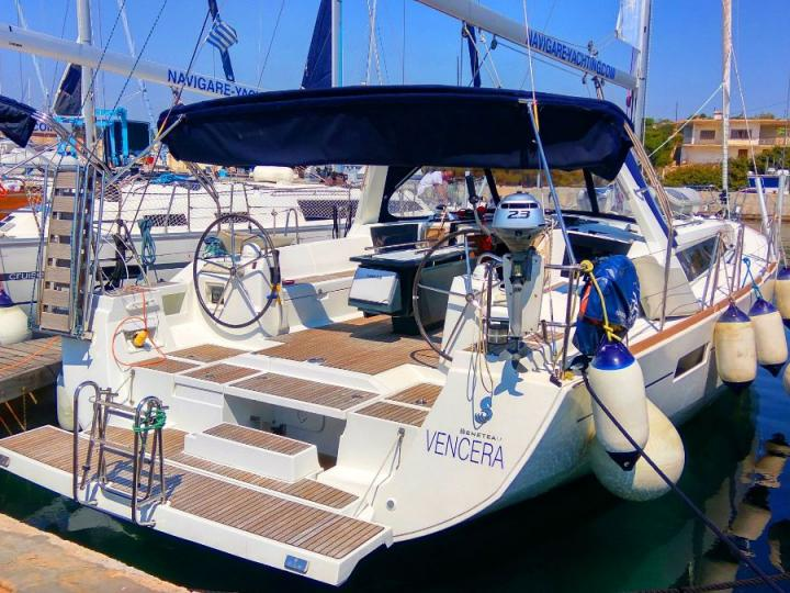 Rent a boat in Elliniko, Greece and discover boating on a sail boat.