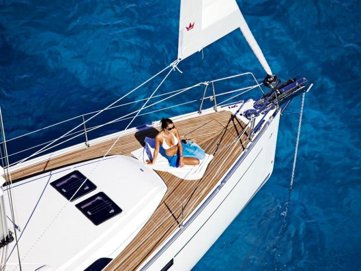 Rent a beautiful 47ft sail boat in Trogir, Croatia - enjoy amazing vacation trip on a yacht charter.