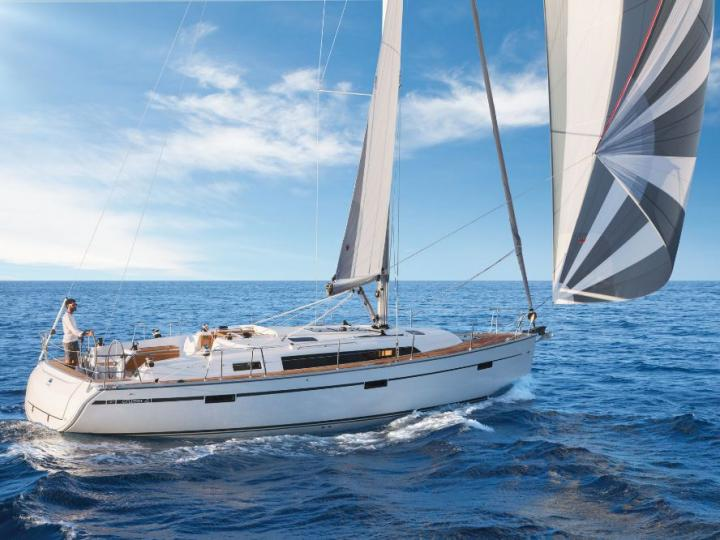Yacht charter in Trogir, Croatia - a 6-guest sail boat for rent.