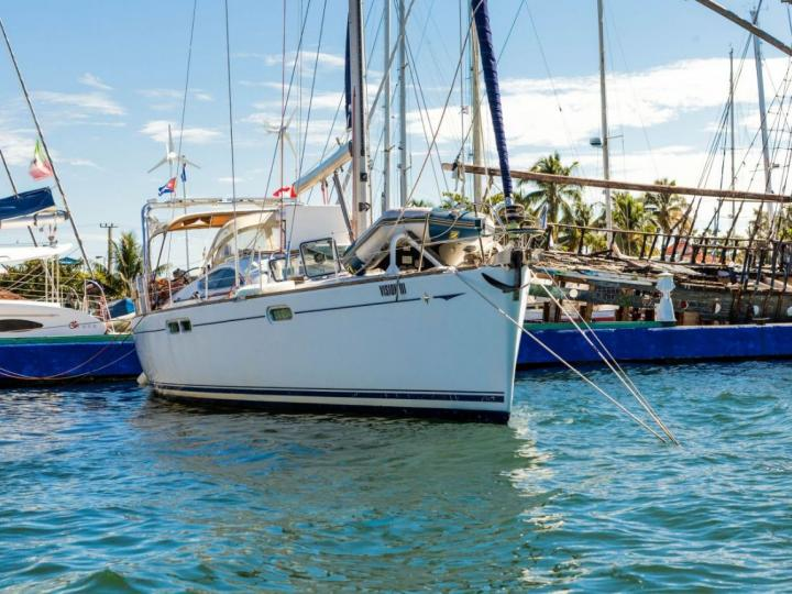 Sail on a beautiful 55ft sailboat in Cienfuegos, Cuba - rent the ultimate vacation trip on a yacht charter.
