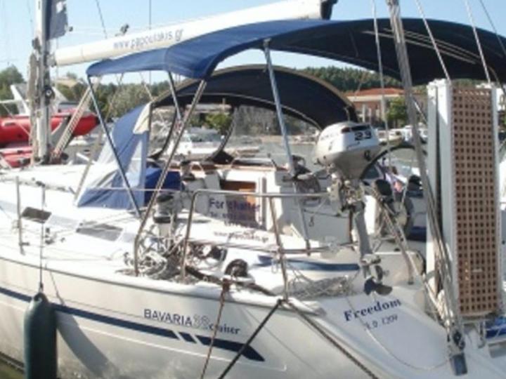 Enjoy amazing sail boat for rent in Skiathos, Greece!