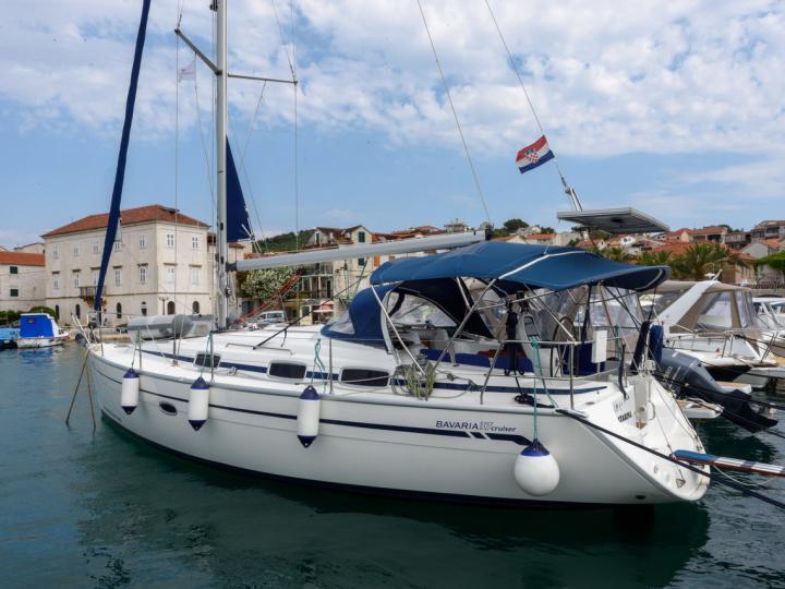 Rent a boat in Trogir, Croatia - the Katarina yacht charter.