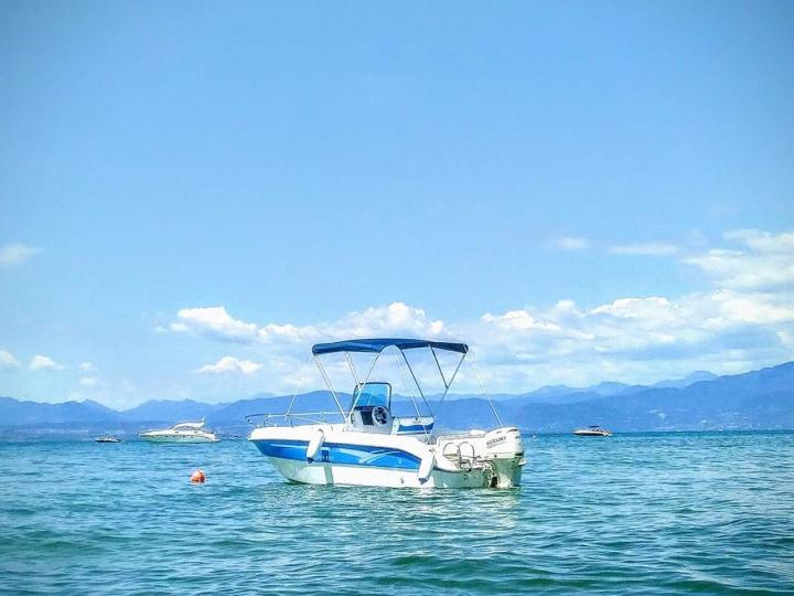 Pacengo di Lazise, Lago di Garda