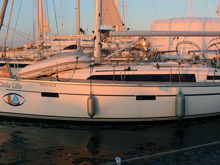Rent a sail boat in Palma, Spain - a perfect yacht charter for up to 6 guests.