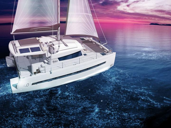 Newport, United States yacht charter - rent a boat for up to 8 guests.