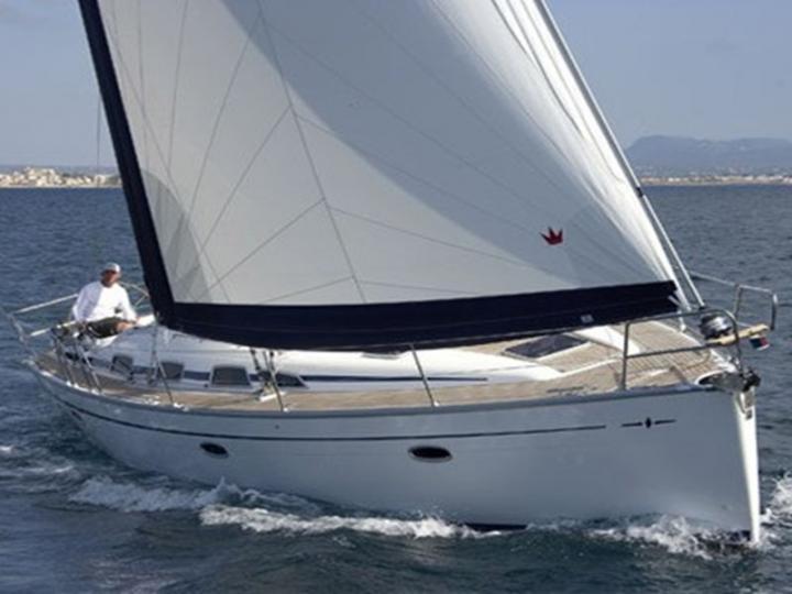 Yilki -  a 43ft Bavaria Cruiser for rental in Turkey.