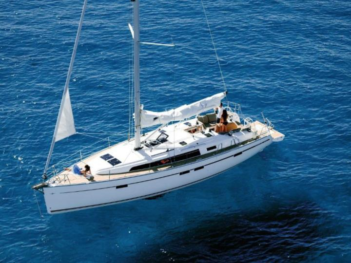 The perfect sailing yacht for rent in Split, Croatia!