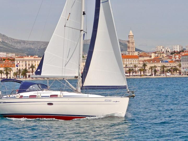 Cruise the beautiful waters of Split, Croatia aboard this TOP boat rental.