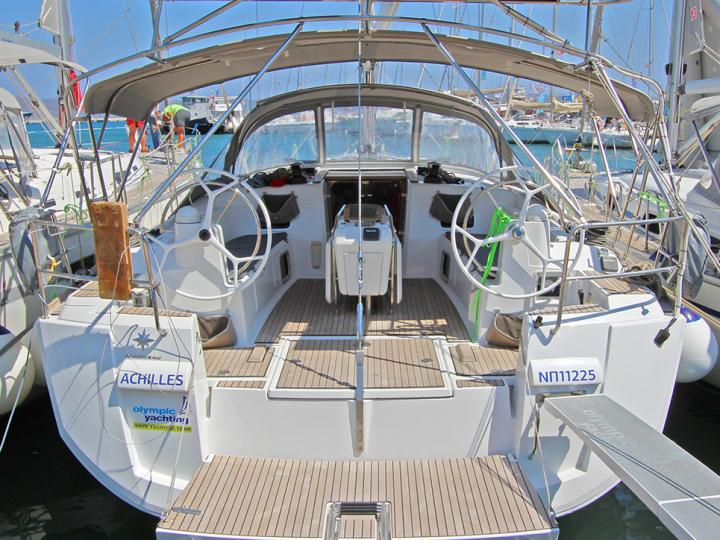 Rent a sailboat in Lavrio, Greece - the perfect vacation on a yacht charter for up to 10 guests.