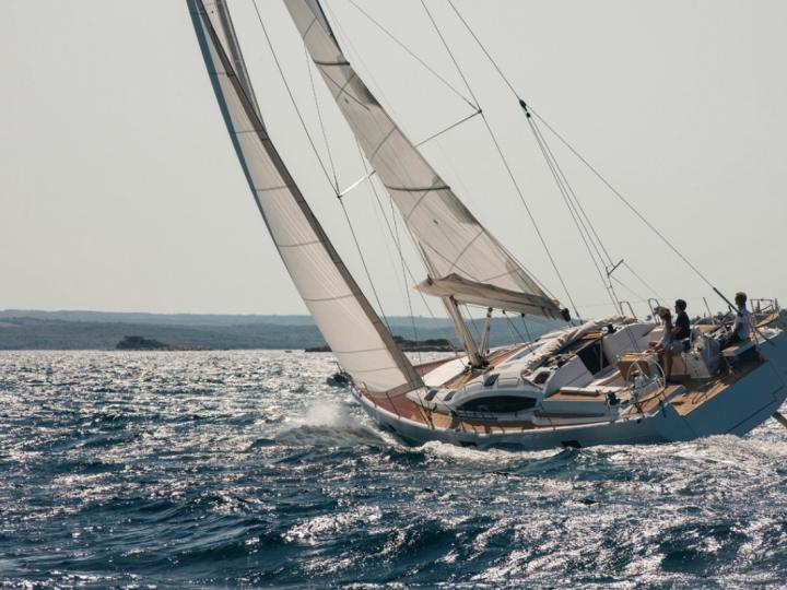 Charter a sail boat in Split, Croatia - a perfect vacation on a boat for up to 10 guests.