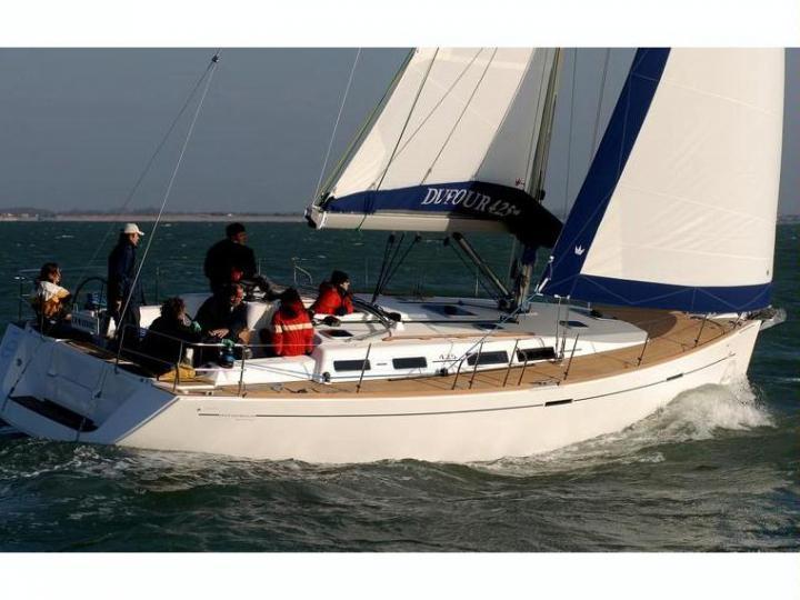 Explore the amazing Key West, United States on a rental sailing boat!