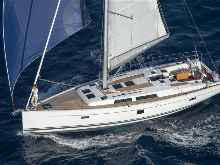 Sail the Adriatic around Dubrovnik, Croatia on a yacht charter - rent the Ginger boat.