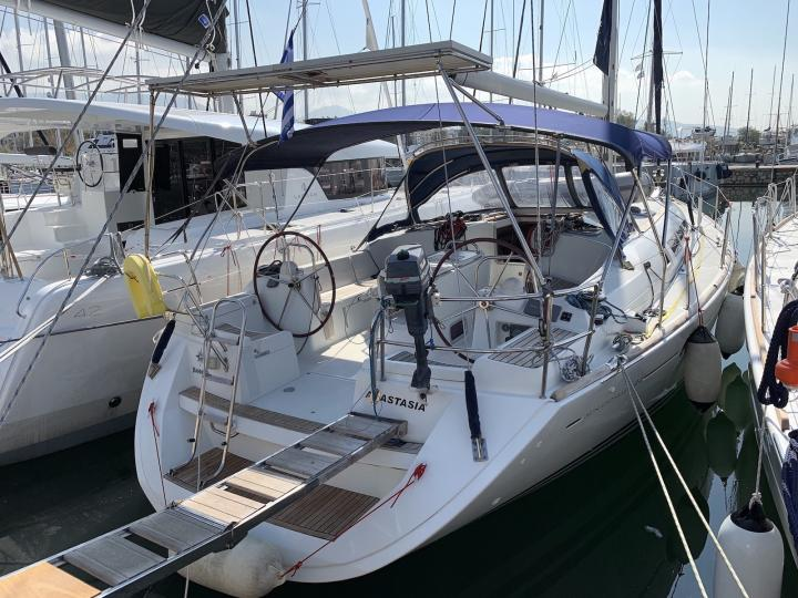 Boat rental in Alimos, Greece - book a yacht charter for up to 8 guests.