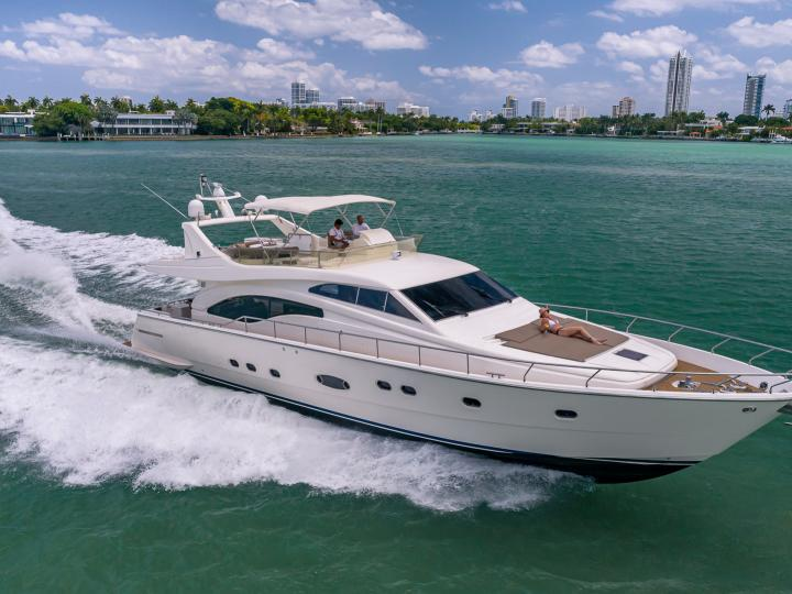 Luxury Yacht life